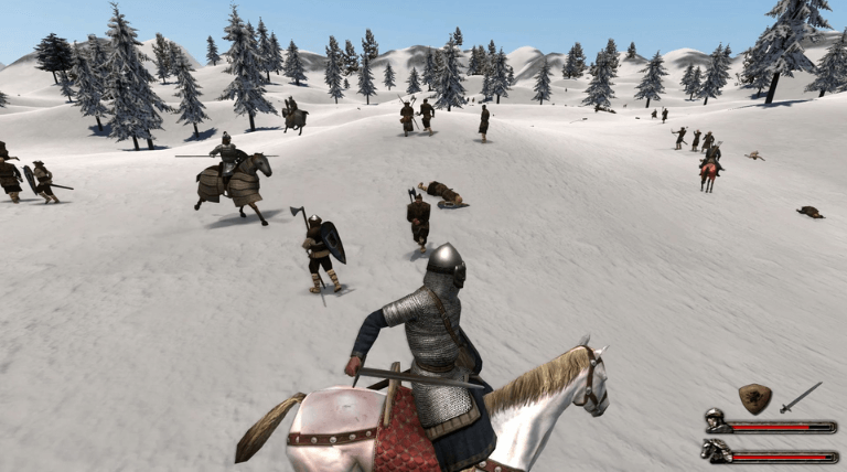 cách chơi mount and blade warband online