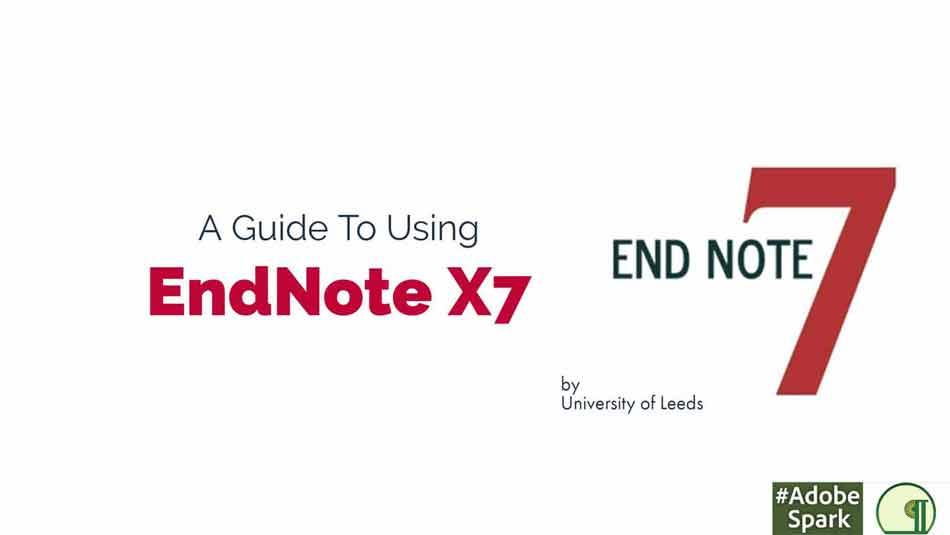 download endnote x7 full crack