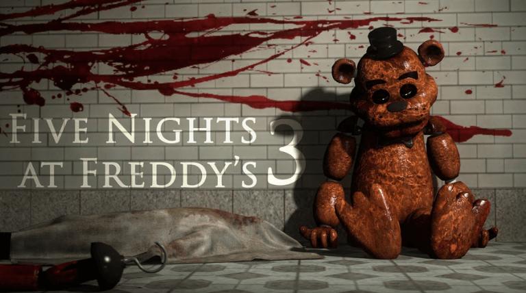 cách chơi five nights at freddy's 3