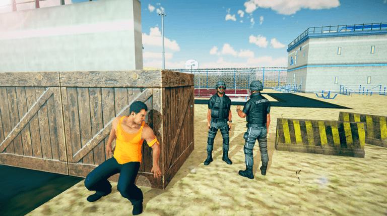 cách chơi prison break