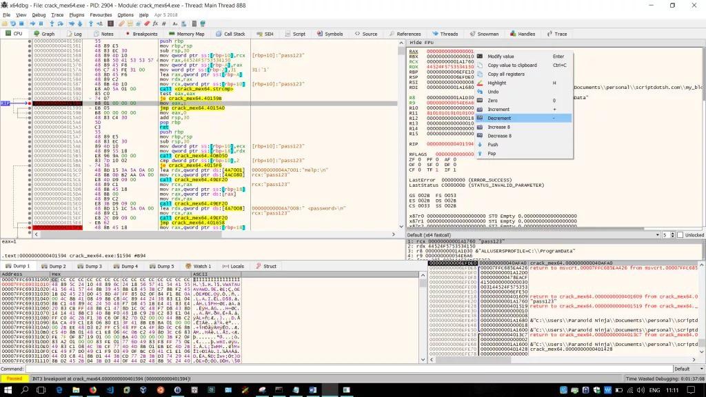 phần mềm dịch ngược file exe